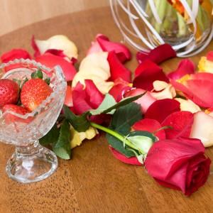 Fraise - Rose