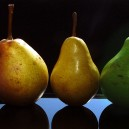 Pear with Armagnac