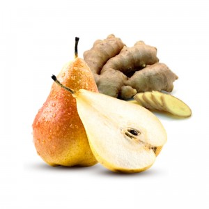 Pear with Ginger