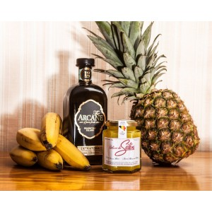 Ananas - Banane - Rhum